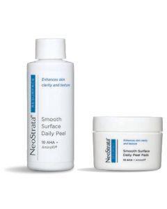 Neostrata 10 AHA + Aminofil Peeling Booster d'Éclat 36 cotons - 60 ml de solution