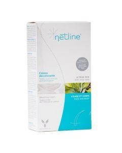 Netline Crème Décolorante Duvet Sombre Visage Corps 20+40ml