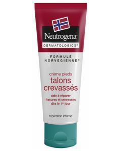 Neutrogena Crème Pieds Talons Crevassés 50ml
