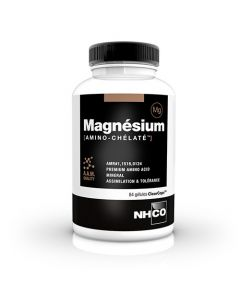 NHCO Magnesium Amino Chélate 84 Gélules