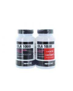 NHCO Nutrition Cla 1000 Graisses Tenaces Duo 2x60 Gélules