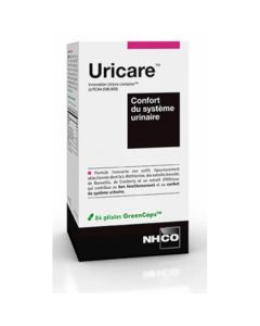 NhCo Uricare Confort du Système Urinaire 84 Gélules