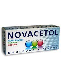 Novacetol aspirine paracétamol