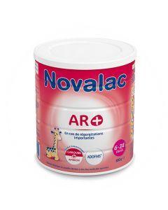 Novalac AR+ 6-36 Mois Lait 2ème Âge Pot 800g