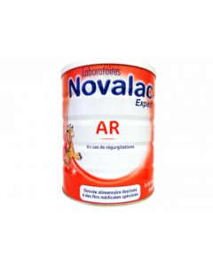 Novalac Expert AR Anti-régurgitations 0-36 mois 800g