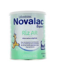 Novalac Expert Riz AR 0-36 mois 800 g