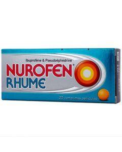 Nurofen rhume 200 mg / 30 mg