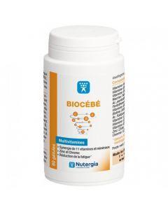 Nutergia Biocébé Multivitamines 90 gélules