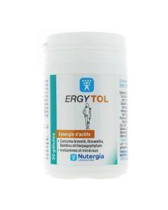 Nutergia ErgyTol Synergie d'actifs 30 gélules