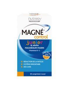Nutreov Physcience Magne Control Junior Boite 30 Comprimés