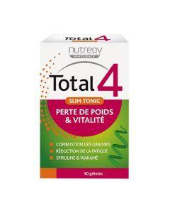 Nutreov Total 4 Slim Tonic 30 Gélules