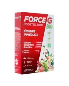 Force G Boost Shot Bio Energie Immédiate 20 Ampoules