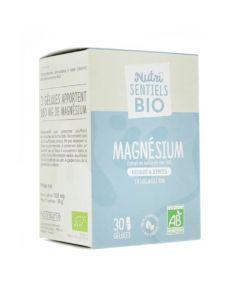 Nutrisanté Nutri'Sentiels Bio Magnésium 30 Gélules