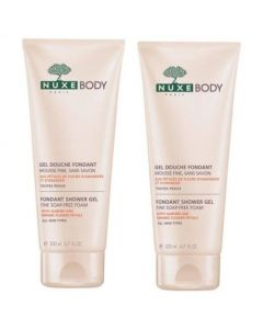 Nuxe Body Gel Douche Fondant 200ml x 2