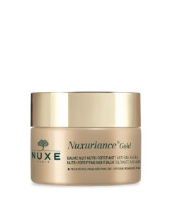 Nuxe Nuxuriance Gold Baume Nuit Nutri-Fortifiant Pot 50ml
