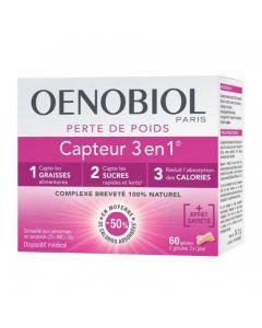 Oenobiol Capteur 3 en 1 60 Gélules