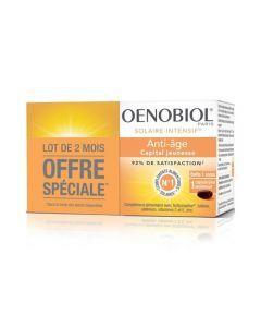 Oenobiol Solaire Intensif Anti-âge 2x30 Capsules