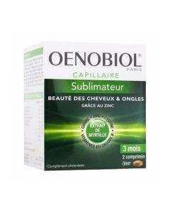 Oenobiol Capillaire Sublimateur 180 Comprimés