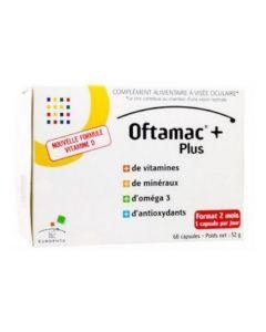 Oftamac+ Visée Oculaire 60 capsules