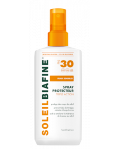 Soleil Biafine Lait Spray SPF 30 200ml