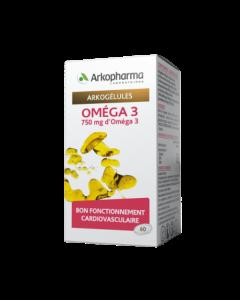 Arkopharma Arkogélules Oméga 3 60 capsules