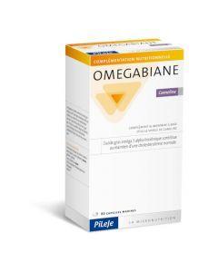 Pileje Omegabiane Cameline 80 capsules marines