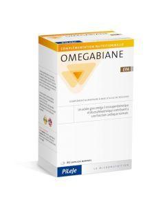Pileje Omegabiane EPA 80 capsules marines