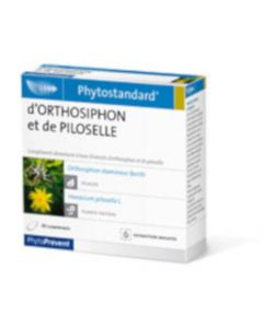 PhytoPrevent Phytostandard - Orthosiphon / Piloselle 30 comprimés