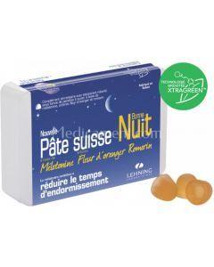LHENING Pâte Suisse Bonne Nuit 40 pastilles