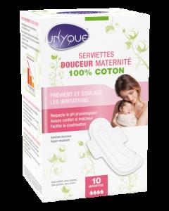 Unyque Protections Douceur Maternité x10