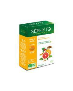 Séphyto Tonus & Vitalite Complexe Immunité Bio 20 Ampoules