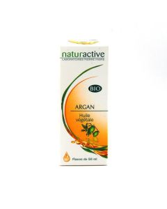 Naturactive Huile Végétale Argan Bio 50ml