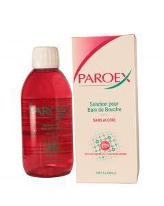 Paroex 0,12% solution pour bain de bouche 500ml