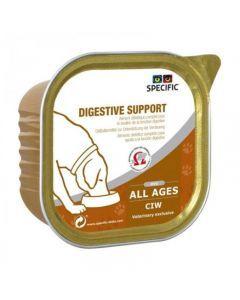 Dechra Specific CIW Digestive Support Pâté Chien 6 barquettes x 300g
