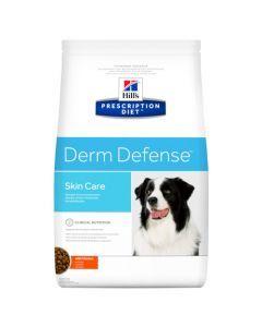 Hill's Prescription Diet Derm Defense Skin Care pour Chien au Poulet 5kg
