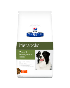 Hill's Prescription Diet Metabolic Aliment pour Chien au Poulet 4kg
