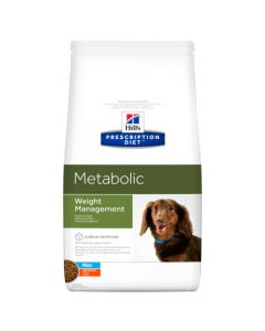 Hill's Prescription Diet Metabolic Chien Mini au Poulet  1,5kg