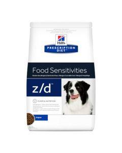 Hill's Prescription Diet Canine Z/D Ultra Allergen Croquettes 10kg