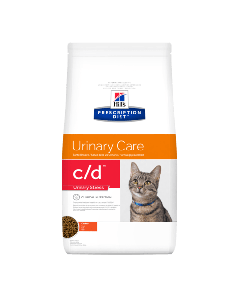 Hill's C/D Feline Kat Stress Urinaire 1,5kg