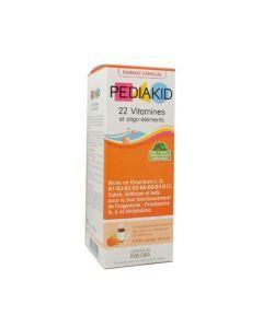 Pédiakid 22 Vitamines et Oligo-éléments Sirop 250ml
