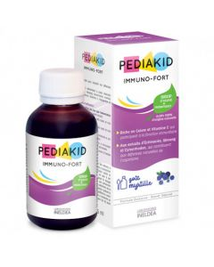 Pediakid Immuno Fort 125ml