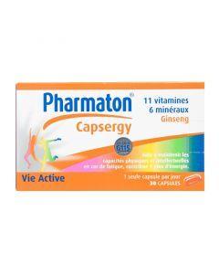 Pharmaton Capsenergy au Ginseng 30 Capsules