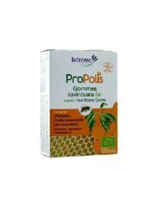 Propolis Gommes Bio Pour la Gorge au Ravintsara