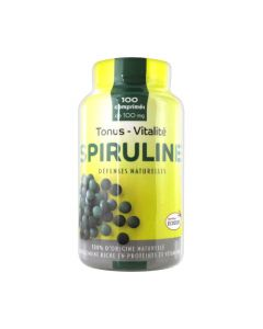 Pharm'Up Spiruline 500 mg 300 comprimés