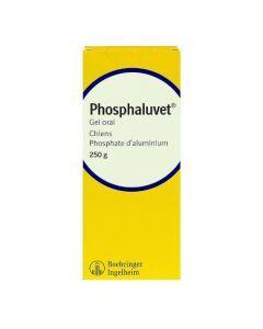 Phosphaluvet Gel Oral Protection Gastrique Chiens 250g