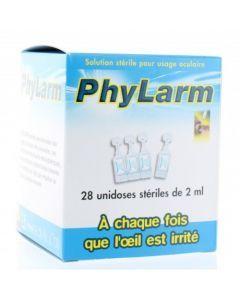 Phylarm Solution Stérile pour Usage Oculaire 28 unidoses