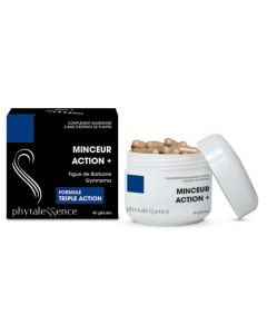 Phytalessence Minceur Action+ 40 Gélules