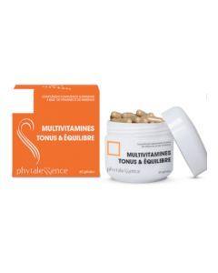 Phytalessence Multivitamines Tonus et Équilibre 60 gélules