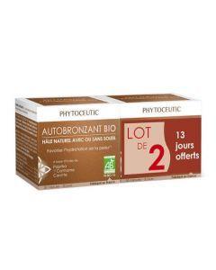 Phytoceutic Autobrozant Bio lot de 2 boîtes de 30 comprimés