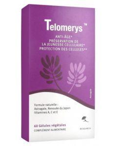 Phytoresearch Telomerys Anti-Âge 60 Gélules Végétales